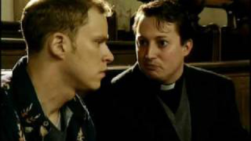 Mitchell And Webb: GREAT vicar/priest sketch