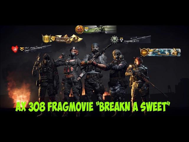 FragMovie: Ax308