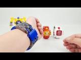 Часы наручные робот-трансформер