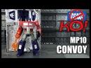 KO Version Takara Transformers Masterpiece MP10 Convoy Optimus Prime