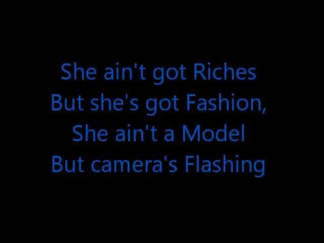 Who Dat Girl - Flo Rida feat. Akon (Lyrics)