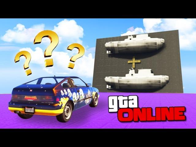 Лучшие ТРОЛЛЬ ПАЗЛЫ! Проверка интеллекта - ГОНКИ GTA 5 ONLINE (ГТА 5)