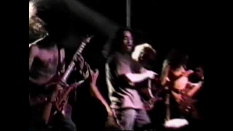 PURULENT Part 2 Live in Bogota Col at Tattoo convention Nov 97