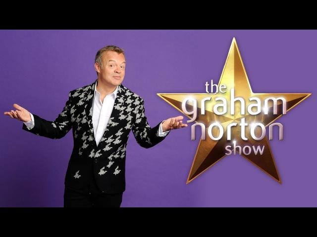 The Graham Norton Show 13x06 Alan Sugar Olivia Colman and Hugh Laurie