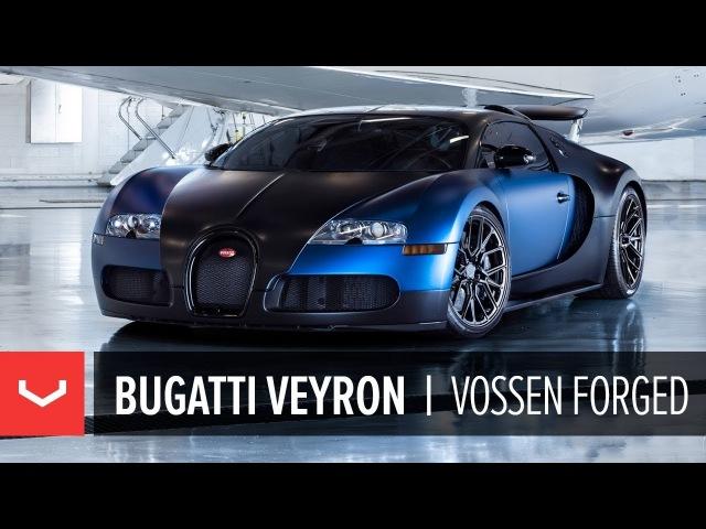 Bugatti Veyron   Head of State   Vossen Forged M-X3   Designo Motoring