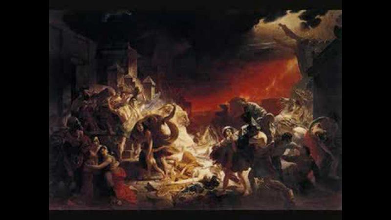 Giovanni Pacini - L'ultimo giorno di Pompei - Dei! qual fragore (Raul Gimenez, Iano Tamar Nicolas Rivenq)