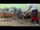 Бизнес идея. Станок с циркулярной пилой для заготовки дров
