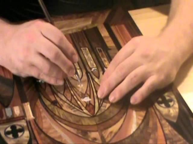 Kalman Radvanyi - Wood Marquetry (313 version)
