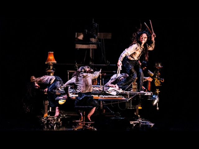 Compagnie du Hanneton James Thiérrée - Tabac Rouge - Sadlers Wells is Dance