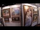 Открытие выставки Луч света Полины Лучановой