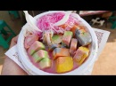 Индийское мороженое кулфи - Indian Street Food - RAINBOW ICE CREAM Kulfi, Falooda, Ice Gola