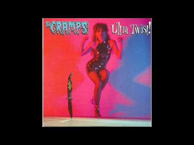 The Cramps - Naked Girl Falling Down The Stairs..