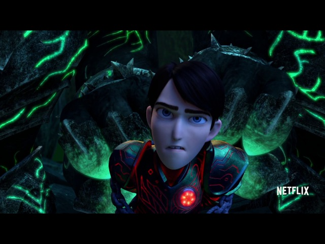 Trollhunters Part 2 Exclusive Clip You Look Like Blinky HD Netflix