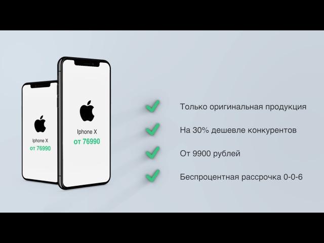 Сеть Магазинов Appletouch