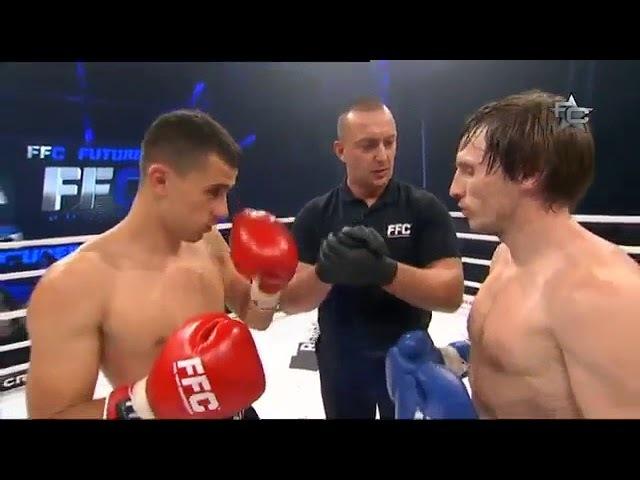 Valentin Rybalko vs. Nikola Cimeša - FFC Futures 3, K1, 70 kg