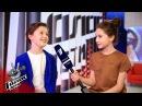 Яхочу чтобы все мамы радовались как япою Антон Мельников Интервью после Слепого прослушивания Голос Дети 5