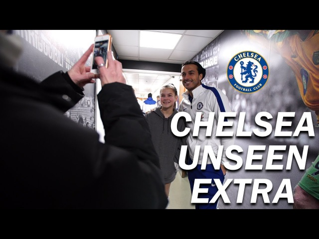 Access All Areas Norwich Vs Chelsea | Cahill, Morata, Pedro Meets Young Fan | Unseen Extra