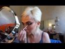 10. Сценический, вечерний макияж. Ольга Безмен./ Circus Make-Up by Volha Biazmen.