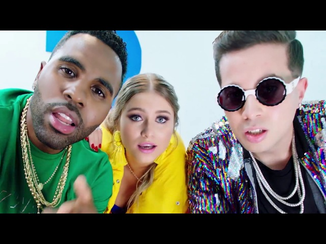 Sofia Reyes - 1, 2, 3 (feat. Jason Derulo De La Ghetto) [Official Video]