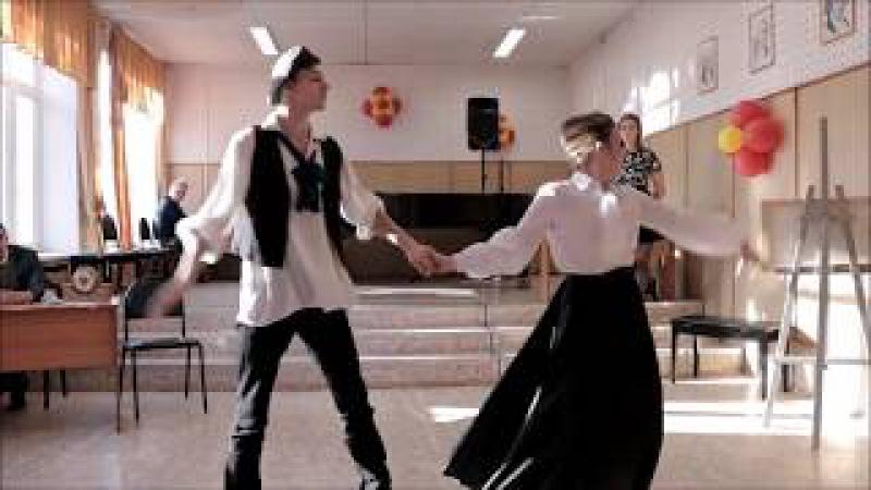 Белла и Марк Шагал (выступление в муз.корпусе МПГУ)
