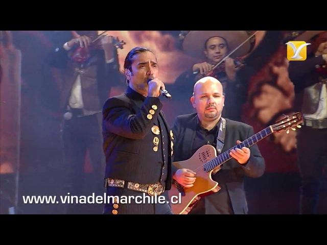 Alejandro Fernández Me Voy a Quitar de Enmedio Festival de Viña del Mar 2015 HD 1080p