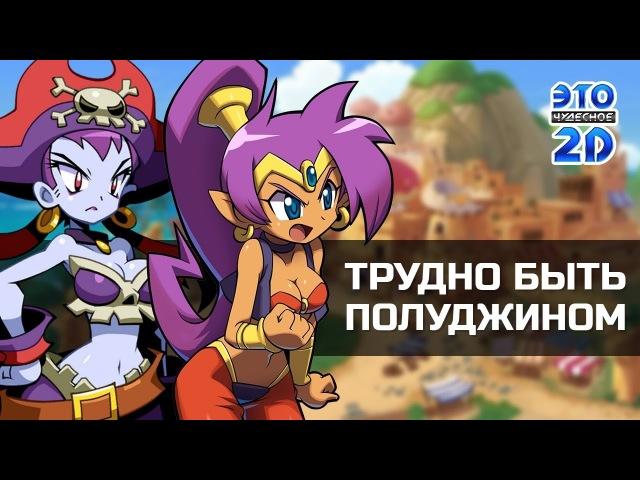 История серии Shantae 💥ЭЧ2D 85💥