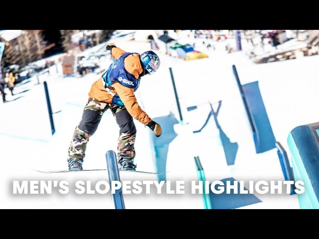 Men's Slopestyle Highlights | Burton US Open 2018