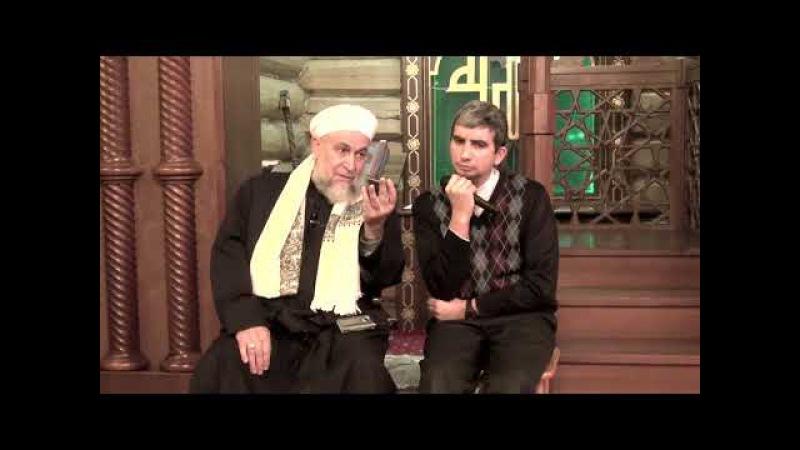 Шейх Абдур Раззак ас-Са'ади в мечети Казан Нуры 08 12 2017 провел урок: Мирас