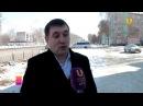 Новости UTV. Проект по реконструкции южной стороны пешеходной аллеи по ул. Худайбердина