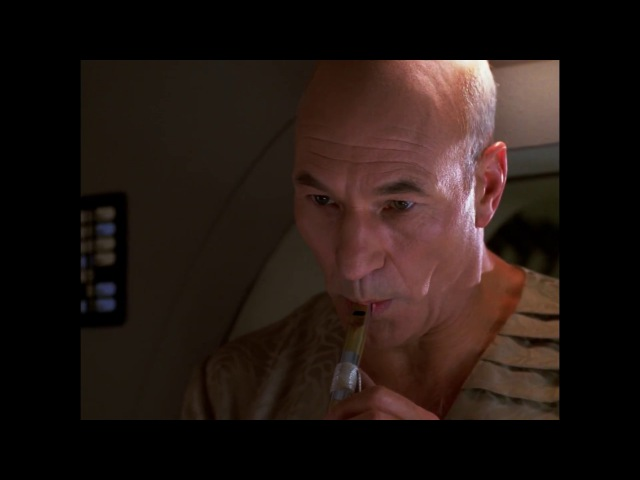 Mess With Audio / STAR TREK TNG - Picards Flute Duet