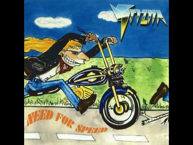 MetalRus.ru (Thrash Metal). TRIZNA - Need For Speed (1996) [Full Album]