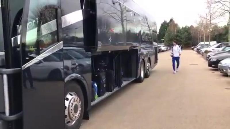 Челси отправился в Ливерпуль uefa fans
