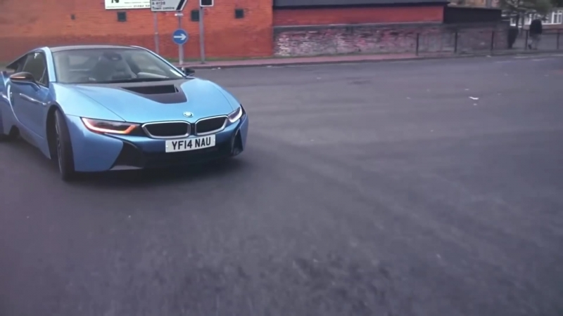 Грибы Интро BMW i8 Дневник хача
