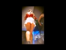 Club Girls in Short Skirt-Upskirt    Под юбкой
