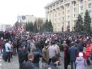 Харьков - 16 марта 2014 -( видео Харьков Сегодня) Митинг и голосование - 2