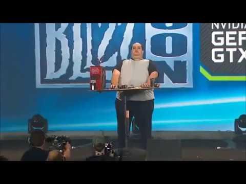 Лучший в мире косплей: геймер Лирой Дженкинс - WoW задрот