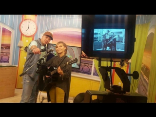 ШАХFreeza и Катя Sоль на АИСТ ТВ, утреннее шоу