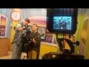 "ШАХFreeza и Катя Sоль на АИСТ ТВ, утреннее шоу ""Барабан"""