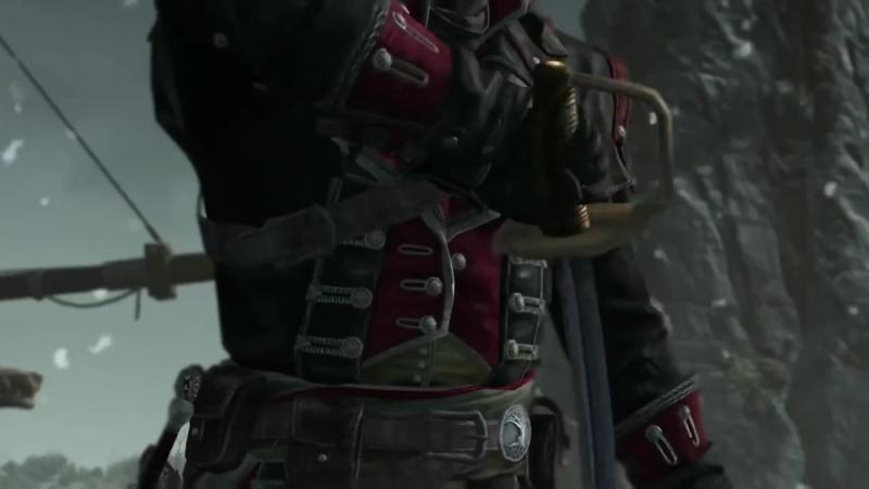 клип на игру assasin cred rogue изгой под трек Оксимирона Последний звонок