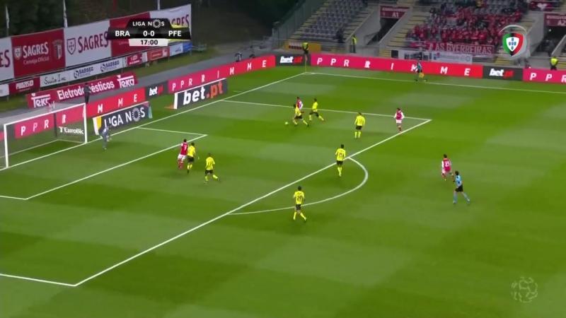 Брага - Пасуш де Феррейра | обзор матча