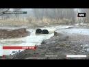 В Алматинской области жители за свой счет сооружают дамбы