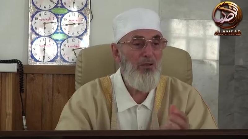 Шейх Иса Цечоев l Следование действий за знаниями l (Из цикла лекции джихад ан-Н