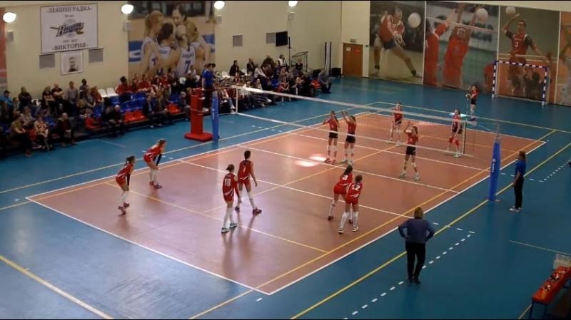 Ника - Виктория - 2006 - 14 апреля 2018 г. - полуфинал Кубка Перельмана
