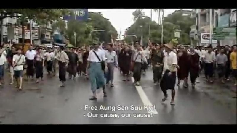 Бирманский видеорепортер Burma VJ Reporter i et lukket land Anders Østergaard 2008