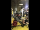 400 кг 6 подходов по 10 повторений