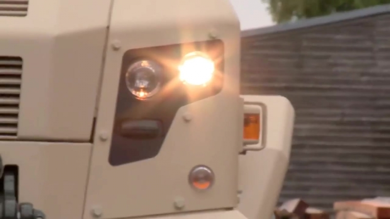 Rheinmetall Defence - Survivor R 4X4 Protected Multi-Vehicle Роль [1080p]