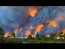 В Португалии продолжают бушевать лесные пожары