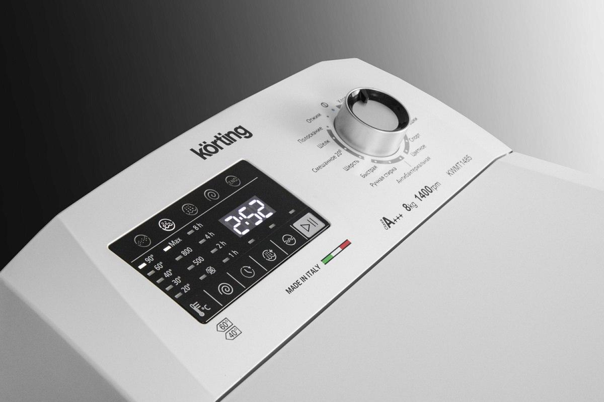 бытовая техника KORTING стиральные машины автомат - купить в Краснодаре
