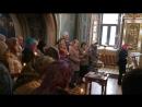 Пасхальный молебен Церковь Ильи Пророка Паломническая поездка для получателей социальных услуг инвалидов и граждан с ОВЗ