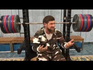 Кадыров ответил на включение его в санкционный список США